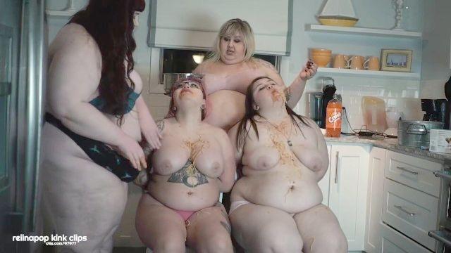 verrückt Fütterung Schwesternschaft hazing