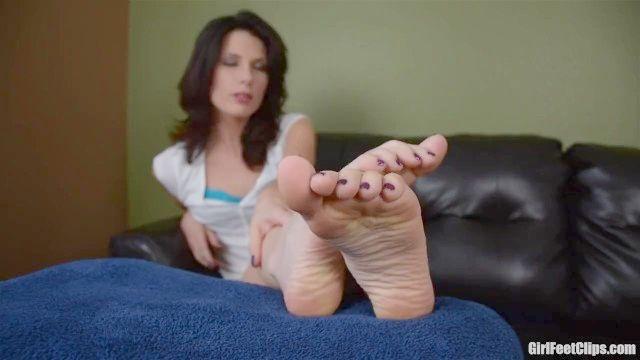 قدم كبيرة