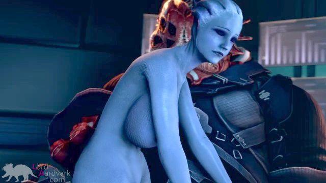 azul episódio estrela 3 Mass Effect [lordaardvark]