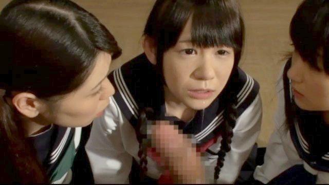 colegiala japonesa deepthroat 02