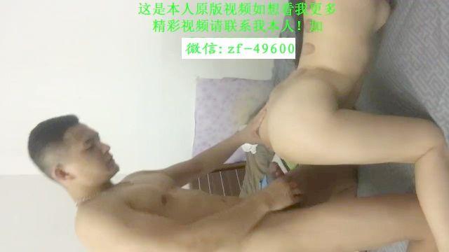 chino pareja de sexo casero apuesto marido