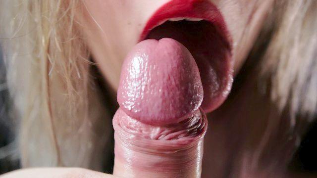 Lippenstift Roter Hd Blowjob Roter Lippenstift