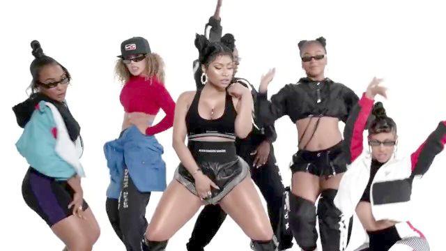 Nicki Minaj barbie thingz PMV