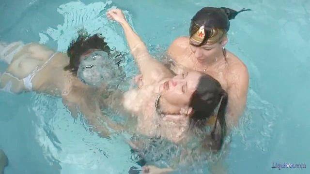 héroes bajo el agua parte 2