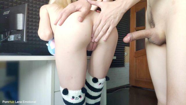 Gefickt Oberschenkel Hohe Socken