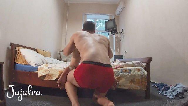 скрытые камеры шпиона GoPro собачьи для французской даты на кровати|любитель jujulea