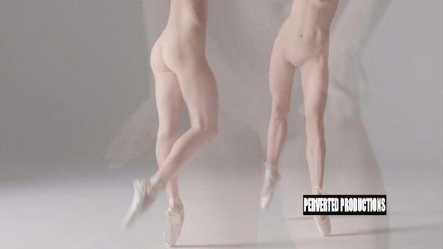 gemelos Ballet desnuda