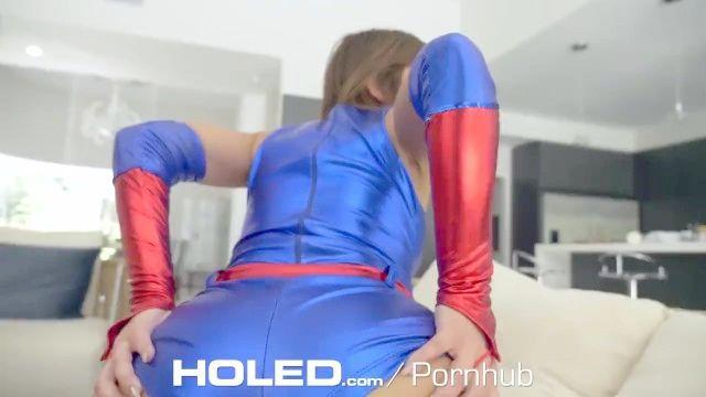 agujereada cosplay anal conexión cogida con adriana Chechik