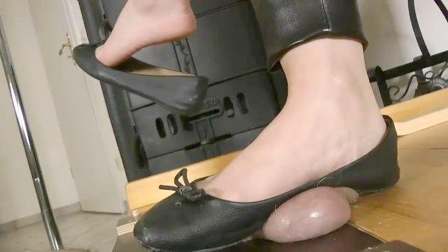 apartamentos esmagamento pés de galo fetiche