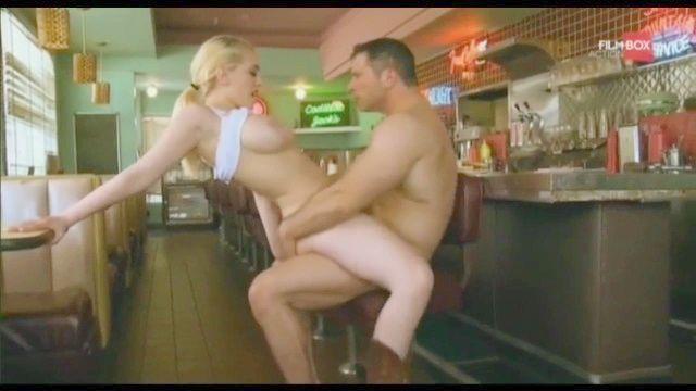 卡格妮·琳恩·卡特在GTA:XXX模仿秀