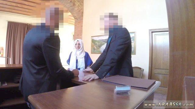 arab Griff ass ersten Mal treffen frisch herrlich arab gf und mein Manager