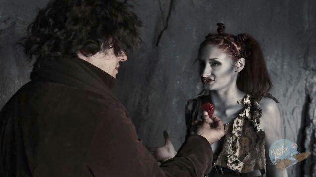 Bilbo Beutlin fucks weiblich golum Ring der knobbit