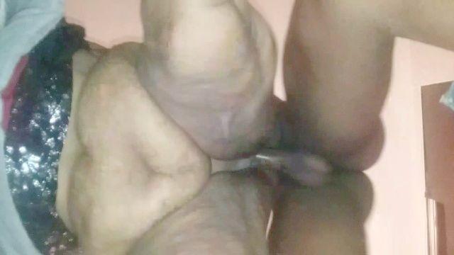 Sra. rapidinha carne com enteado faz peido bichano e Creampie
