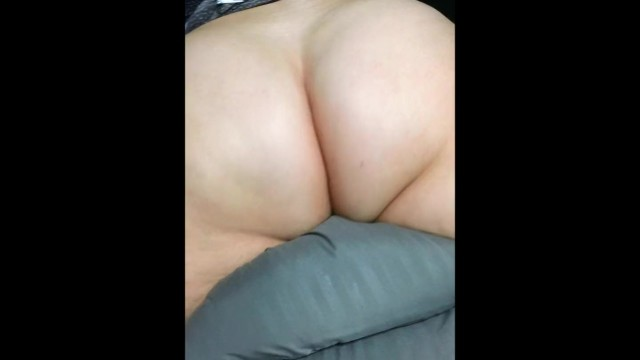 Wife Humps Pillow And Orgasms