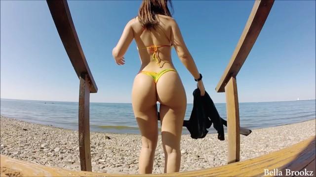 Bellabrookz Date On The Beach Hd Gopro