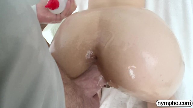 Nympho Big Booty Aria Lee Licked And Fucked Hard By A Big Cock