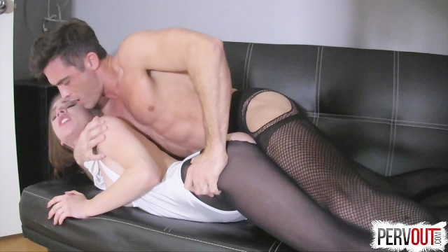 Anya Olsen Gets Hers With Lance Hart (creampie Eating, Switch Dom)