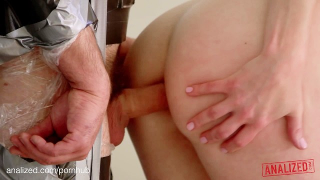 Analized - Vercua James Fucks Guy Taped To A Wall (holy Shit! Crazy Video!)