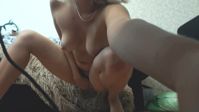 Incredible Camgirl Carrying Intense Vibrating Waves Until She Cries