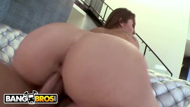 Bangbros - Pawg Dani Daniels Shows Off Her Big Ass, Then Rides Cock