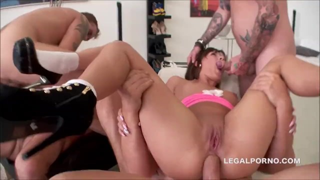 Pmv - Ass Time - Hardcore Anal - Double Anal
