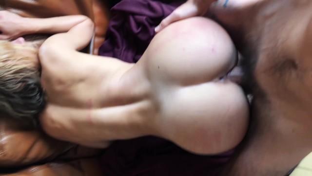 Gorgeous Girl Deepthroat And Fucked Hard From Behind - Leolulu