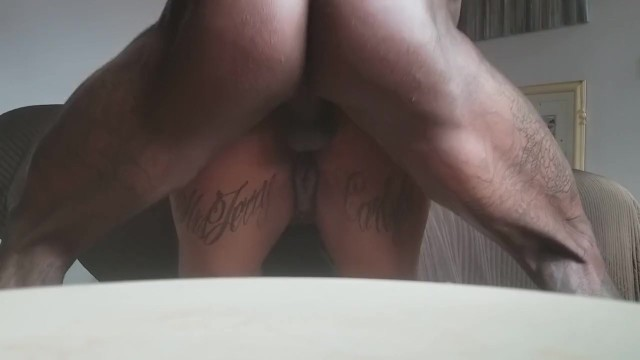 The Flare - Watch How Bae Takes This Big Black Dick In Her Ass