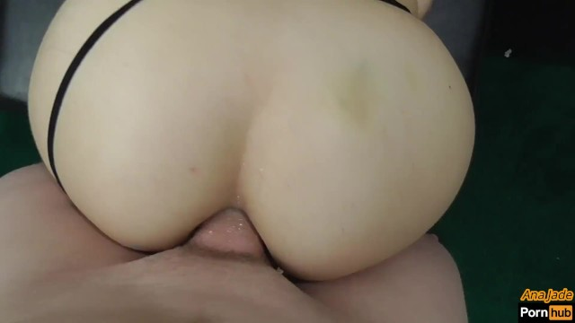 Teen Stepsister Sucks And Rides Makes Him Cum Twice With Pussy And Anal