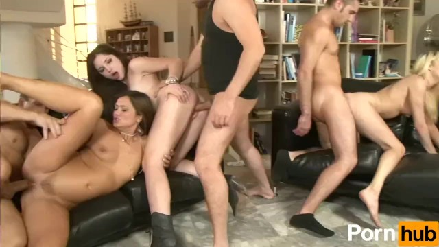 Swingers And Swappers 4 - Scene 1