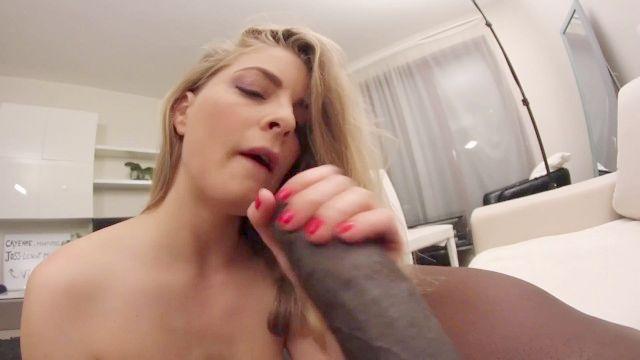 Edging Phallus Suck With Foreskin Teasing