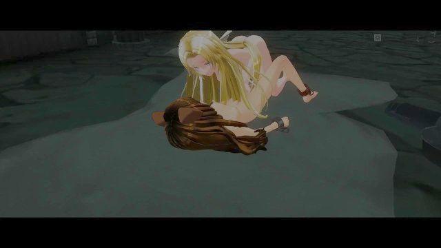 raphtalia и фил восход щита героя обычая служанку 3d 2