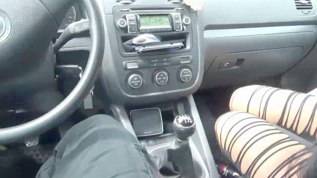 Blasen Im Auto