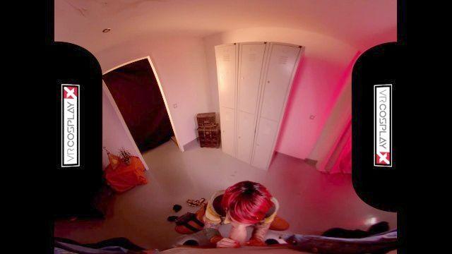 vrcosplayx.com ххх тв рыжей компиляция в POV виртуальной реальности части 1