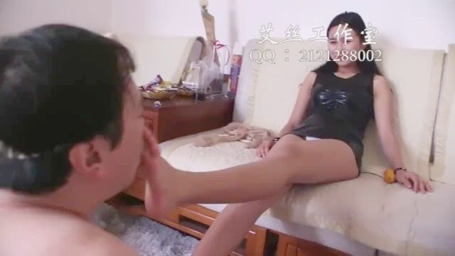 Chinese Foot Worship