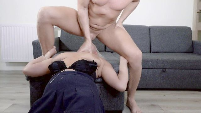Most Extreme Deepthroat Bum To Mouth Anus Sex Training . Kate Truu Is A Fucktoy .
