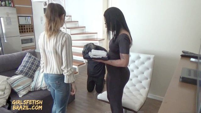 House Slaves - Domestic Servant Being Cruelly Humiliated Girlsfetishbrazil