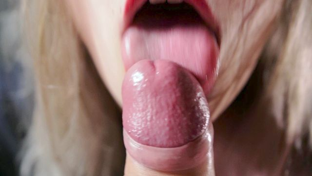 Romantic Red Lipstick Close Up Point Of View Blow Putz 4k 2160p
