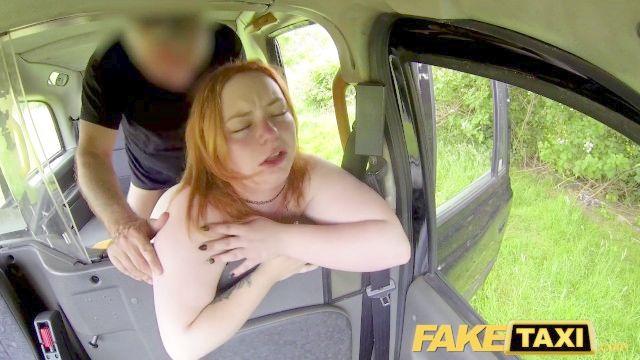 Fake Taxi Red Head Shaft Monster Deepthroats And Ass Coition