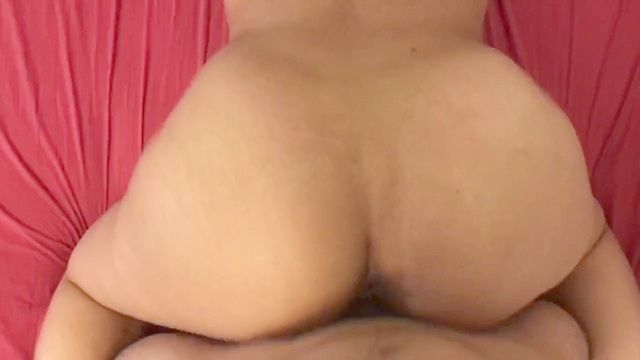 Thick Asian Nerd Takes Cock - Point Of View