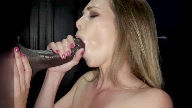 Ideal White Angel Harlot Swallows 3 Bbc Loads In The Gloryhole