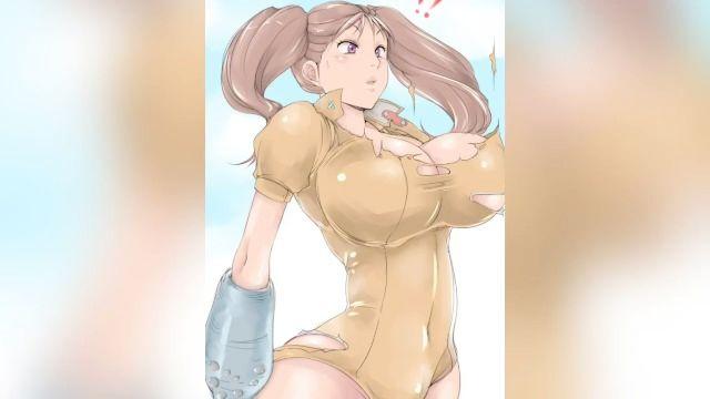 Diane (nanatsu No Taizai) Hentai