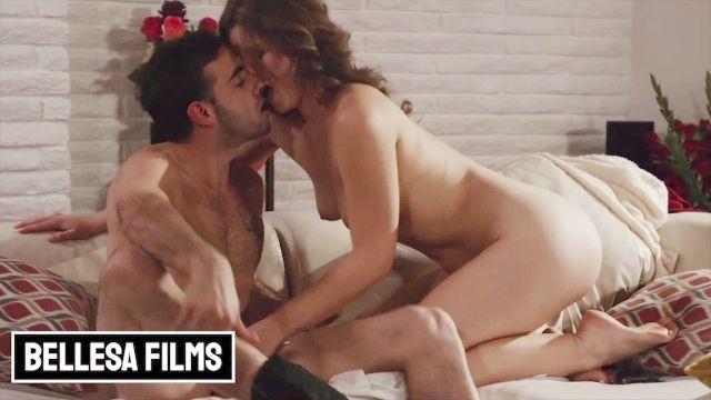 Bellesa Filme Alle Natürlichen Ella Nova In Leidenschaftlicher Sextape Gefickt