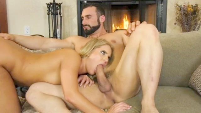 Bisexual Trio Orgy Beauty