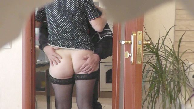 Hubby Put Real Hidden Cameras At Home . What Does Life Partner When Hubby Away
