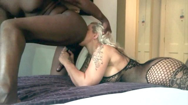 Ryan Conner Rimming Ebony Rear End Making Blowjob Bbc - Gorgeous Sight